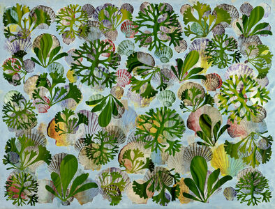 Philip Taaffe, 'Composition with Shells and Algae', 2005