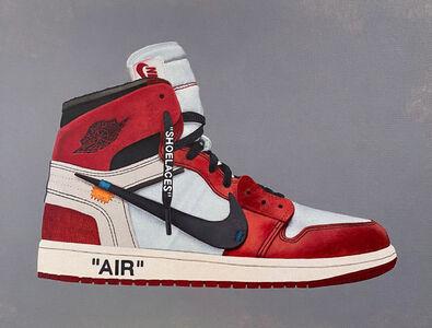 Frank Oriti, 'Off-White x Air Jordan 1 Chicago', 2019