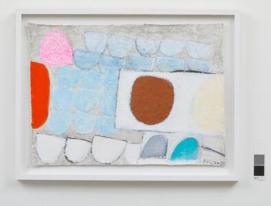John Blackburn, 'Orange Form', 2019