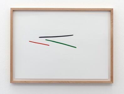 Lutz Fritsch, 'bring them together', 2017