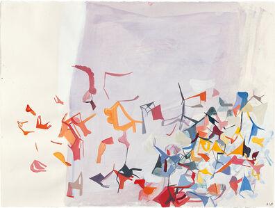 Amy Sillman, 'Untitled', 2004