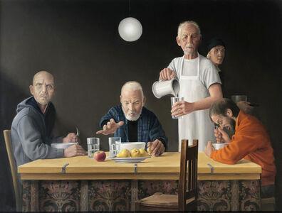 James Aponovich, 'The Soup Kitchen', 2019