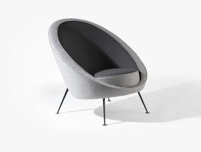 Ico Parisi, ''Uovo' chair, model no. 813', ca. 1953