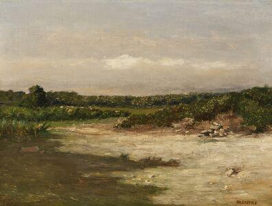 William Sartain, 'Nonquit', ca. 1900