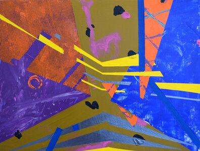 Betty Eastland, 'Untitled Subway Series #2', 2013