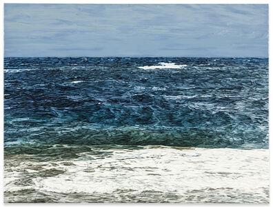 Axel Kasseboehmer, 'Meereslandschaft 8', 2003