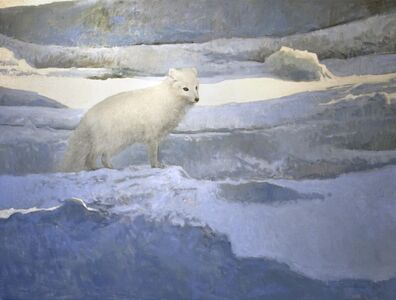 Ron Kingswood, 'Arctic Fox', 2014