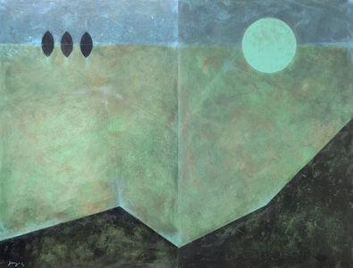 Jorge González Velázquez, 'Paisaje de Etla', 2016