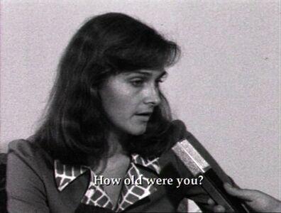 Anri Sala, 'Intervista (Finding the Words), (still)', 1998