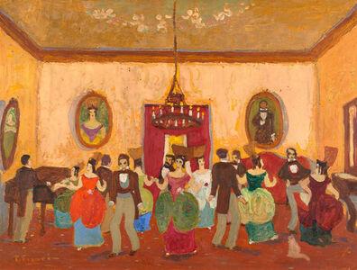 Pedro Figari, 'Fiesta colonial', ca. 1932