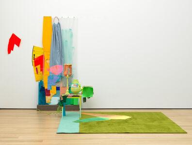 Jessica Stockholder, 'Just Sew', 2009