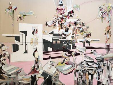 Carlos Beltran Arechiga, 'Folds'