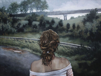 Mary Chiaramonte, 'Hundred Mile Road', 2015