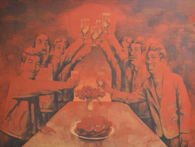 Su Xinping 苏新平, 'Cheers', 2003
