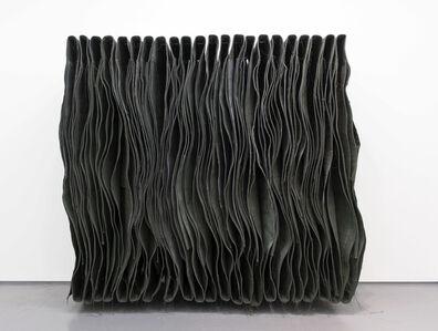 Simon Callery, 'Wallspine (Leaf) ', 2015