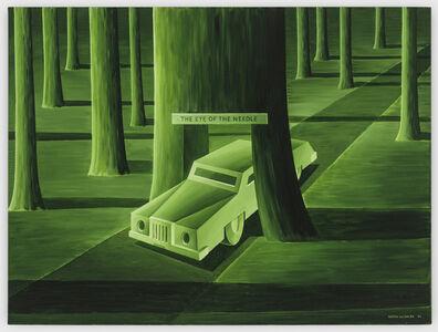 Anton van Dalen, 'The Eye of the Needle', 1983
