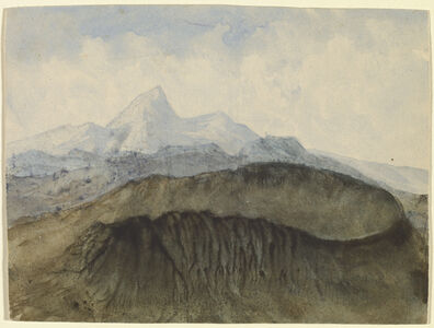 George Sand, 'A Volcano in Auvergne', 1874
