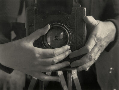 Alma Lavenson, 'Self Portrait', 1932