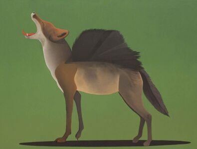 Surendran Nair, 'Vulpes Vulpes Hystrix Flora & Fauna. Cuckoonebulopolis.', 2011