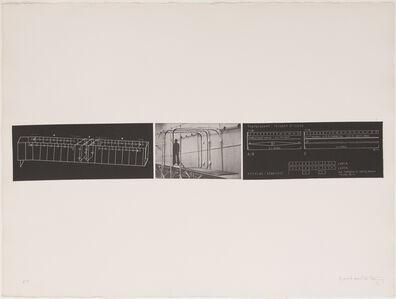 Bernhard Leitner, 'Eingangsröhre / Entrance Tube,', 1972