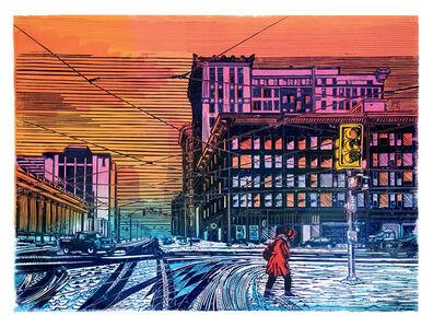 Pia Van Nuland, 'Main Street / SLC / USA', 2020