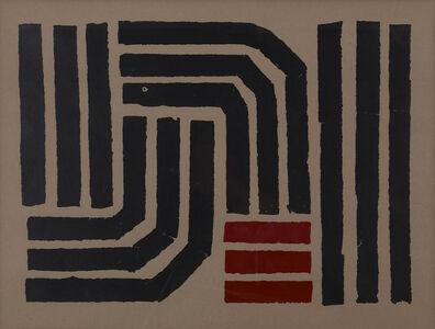 Ettore Colla, 'Composizione', 1954