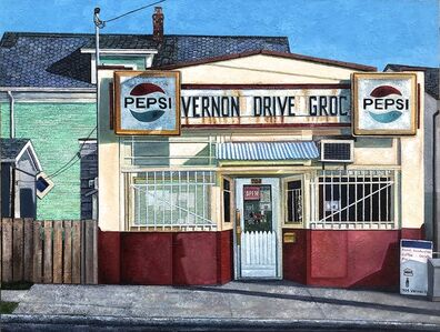 Will Rafuse, 'Vernon Drive Grocery', 2020