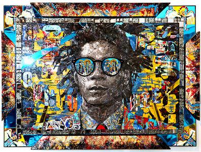 Brayden Bugazzi, 'King Baquiat', 2017