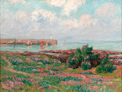 Henry Moret, 'Le Matin, Diélette', 1912
