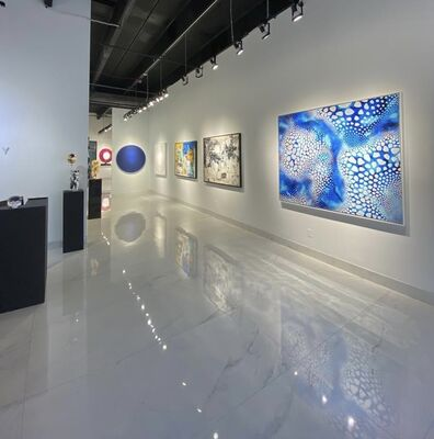 Oliver Cole Gallery at Palm Beach Modern + Contemporary  |  Art Wynwood, installation view