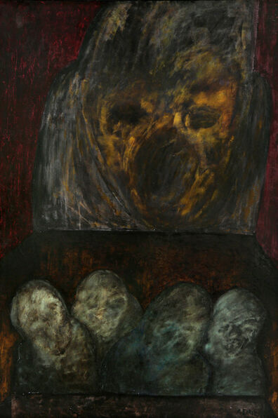 Antonia Eiriz, 'Paisaje Interior', 1993