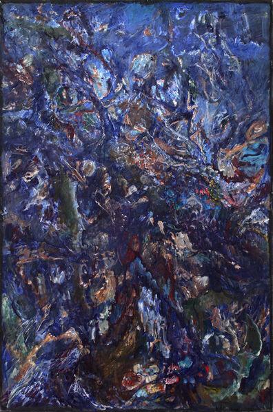 Hyman Bloom, 'Woods in Lubec', ca. 1975