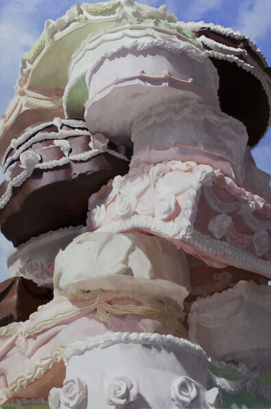 Will Cotton, 'Wedding Cake', 2009