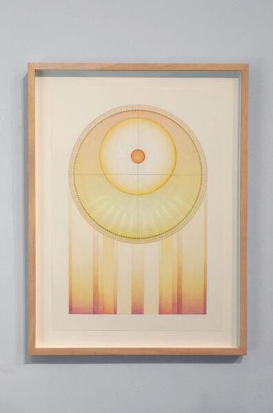 Elena Damiani, 'Great Circles IV', 2019