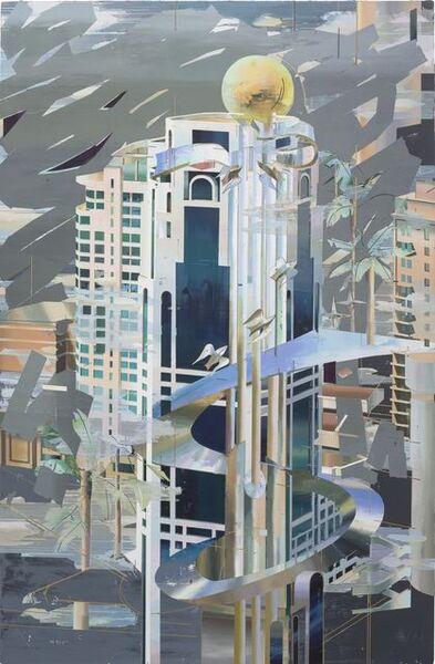 Cui Jie, 'S House #5', 2016