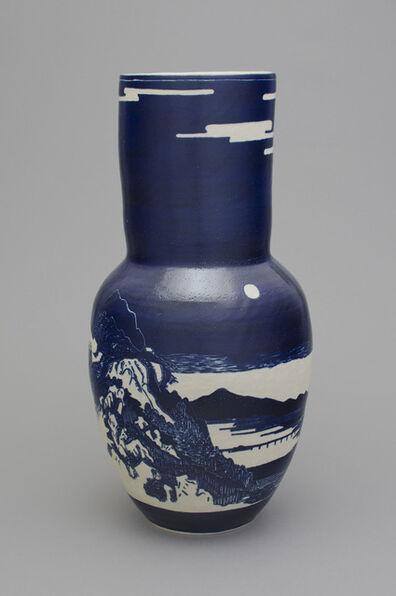 Shio Kusaka, '(landscape 1)', 2014