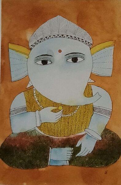 Badri Narayan, 'Untitled - Ganesha', ca. 2000