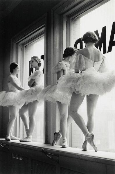 Alfred Eisenstaedt, 'Future Ballerinas of the American Ballet Theater', 1937