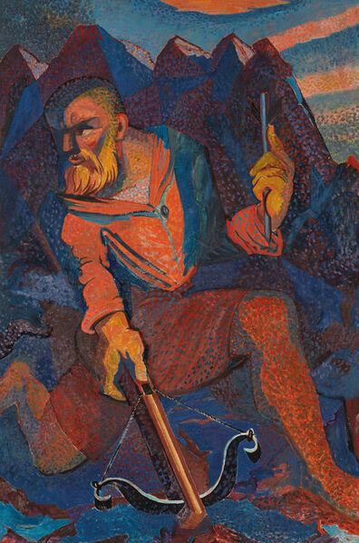 Johannes Itten, 'Tellenwacht', 1938-1947