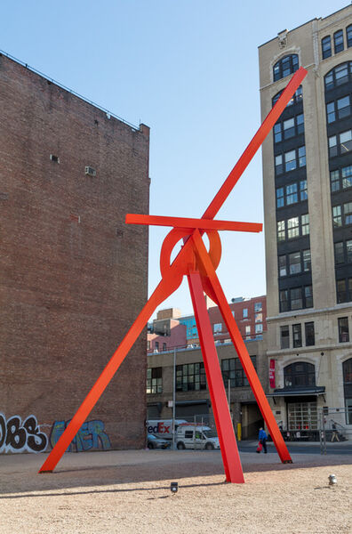 Mark di Suvero, 'Hugs', 2011