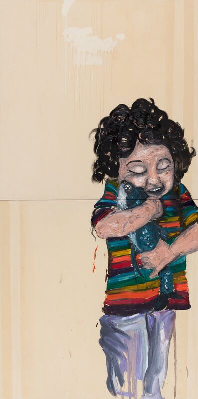 Camila Soato, 'Amor incondicional', 2013, Painting, Oil on canvas, Zipper Galeria