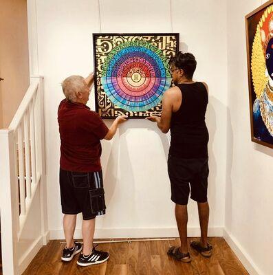 The Spiritual, installation view