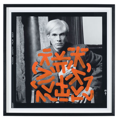 THE LOST WARHOLS by Karen Bystedt, installation view