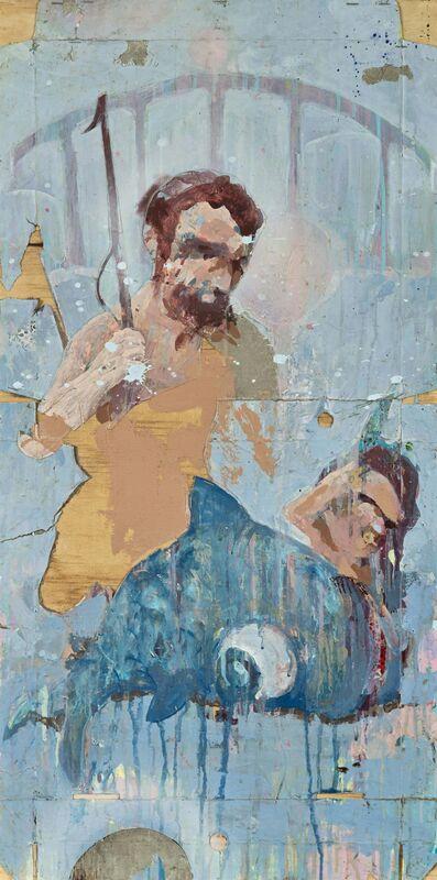 Erkut Terliksiz, 'Farewell VI', 2015, Mixed Media, Mixed media on wood, x-ist