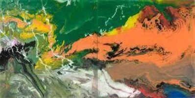 Gerhard Richter, 'P15 Flow', 2013