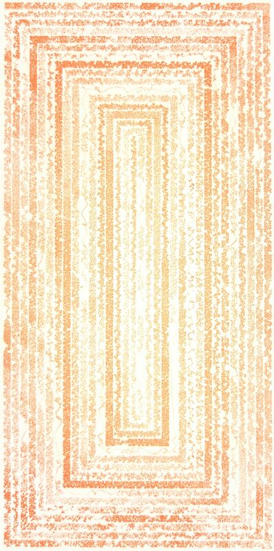 Frank Vigneron, 'Le Songe Creux 37 (yellow)', 1998, Painting, Ink on Paper, L+/ Lucie Chang Fine Arts