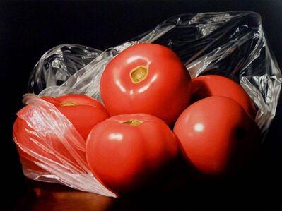 Renato Meziat, 'TOMATOES WITH PLASTIC', 2014