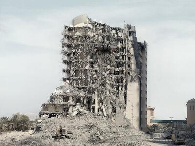 Cédric Delsaux, 'The Crash, Dubai ', 2009