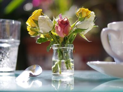 Glen Semple, 'Afternoon Tea'