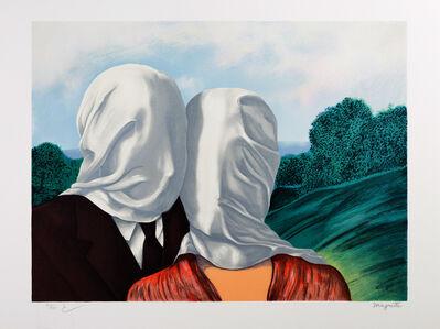René Magritte, 'Les Amants (The Lovers)', 2010